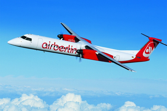 Air Berlin - Dash Q400
