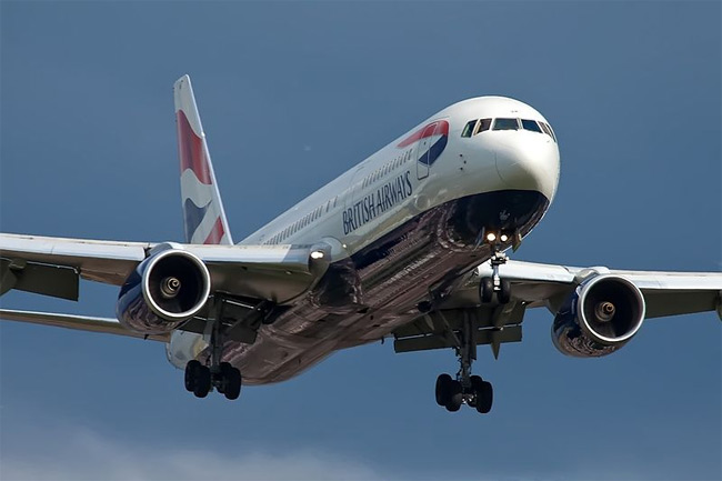 British Airways - Boeing 767-300