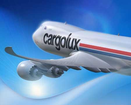 Cargolux - Boeing 747-8