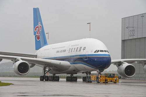 China Southern Airlines - Airbus A380