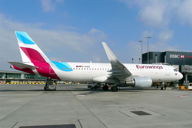 Eurowings - Airbus A320