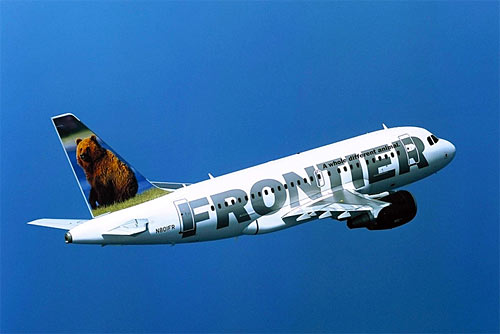 Frontier Airlines - Airbus A318
