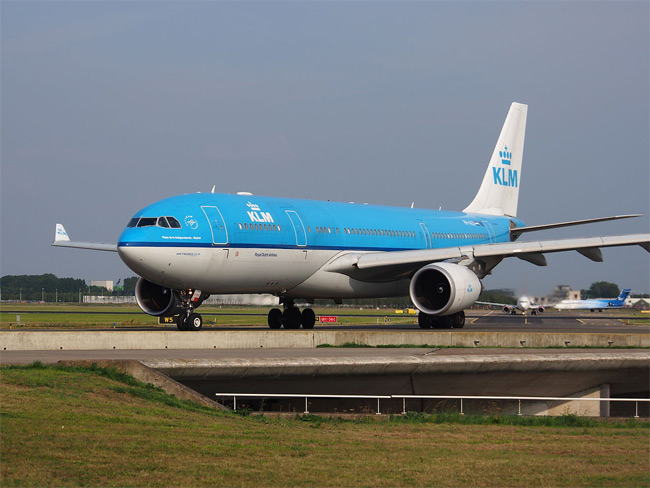 KLM Royal Dutch Airlines - Airbus A330-200