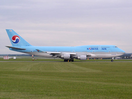 Korean Air - Boeing 747-400