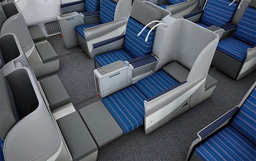 LOT - Boeing 787 Dreamliner - Business Class