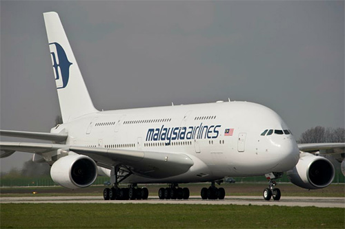 Malaysian Airlines - Airbus A380