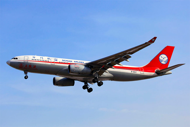 Sichuan Airlines - Airbus A330-200