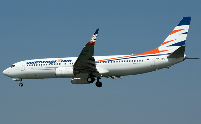 SmartWings - Boeing 737-800