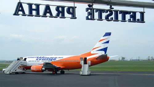 Smart wings - boeing 737-500