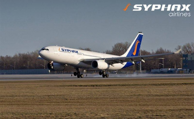 Syphax Airlines - Airbus A330-200