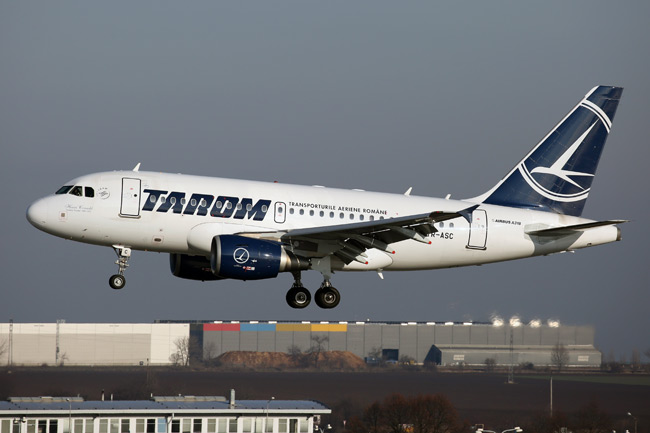 TAROM - Airbus A318