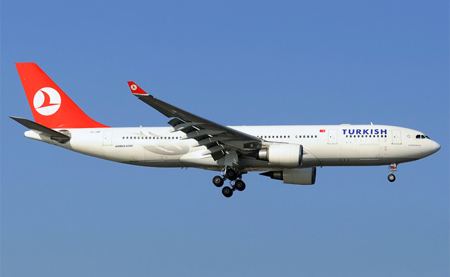 Turkish Airlines - Airbus A330-200 - TC-JNF