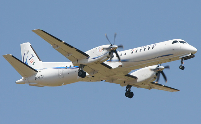 TUS Airways - Saab 2000