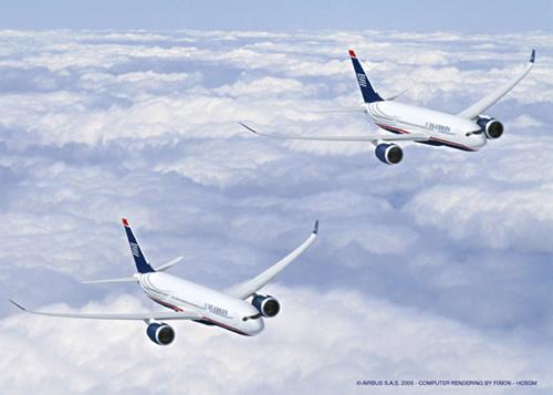 Us Airways Podepsaly Kontrakt Na 92 Letadel Airways Cz