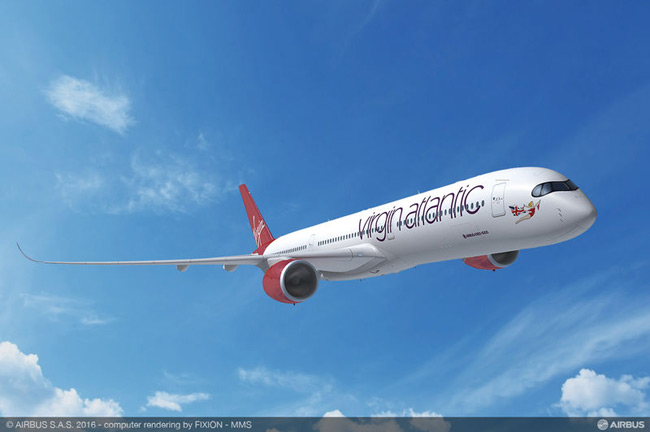 Virgin Atlantic - Airbus A350-1000