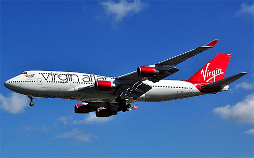 Virgin Atlantic - Boeing 747-400