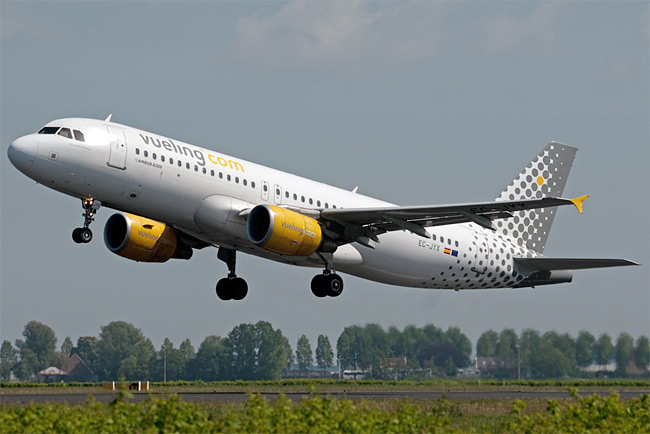 Vueling - Airbus A320