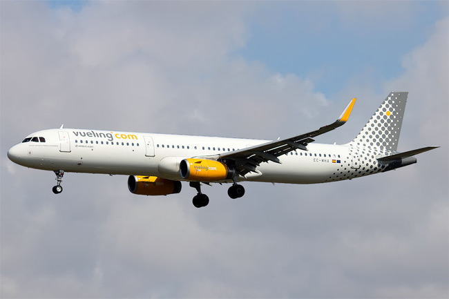 Vueling - Airbus A321