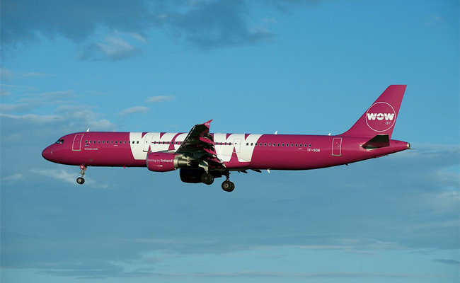 Wow Air - Airbus A321