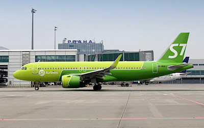 S7 Airlines - Airbus A320neo