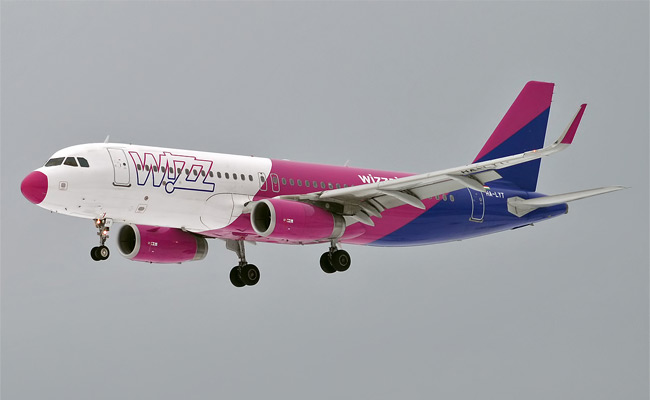 Wizz Air - Airbus A320