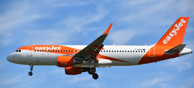 easyJet - Airbus A320