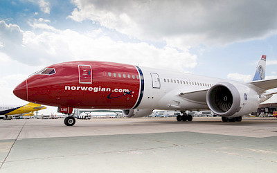 Norwegian - Boeing 787 Dreamliner - New York