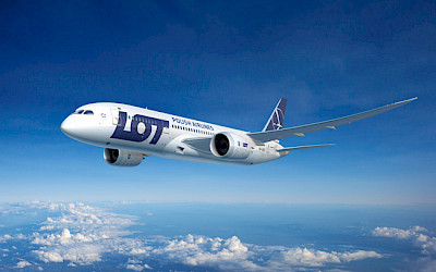 LOT - Boeing 787 Dreamliner