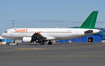Dart Airlines - Airbus A320