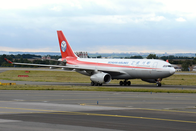 Sichuan Airlines - Airbus A330