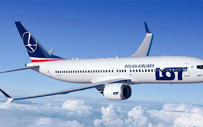 LOT Polish Airlines - Boeing 737 MAX 8