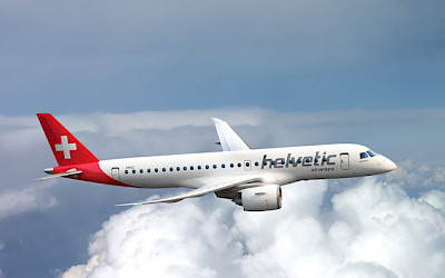 Helvetic Airways - Embraer E190-E2