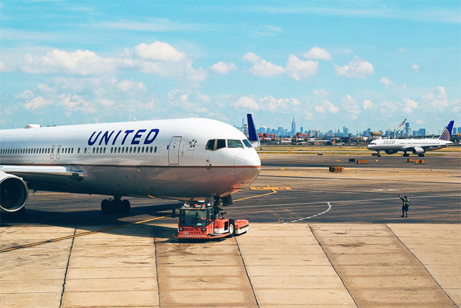 Newark - United AIrlines