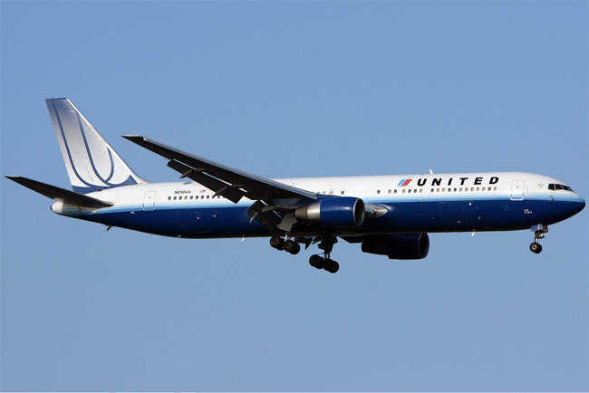 United Airlines - Boeing 767-300ER