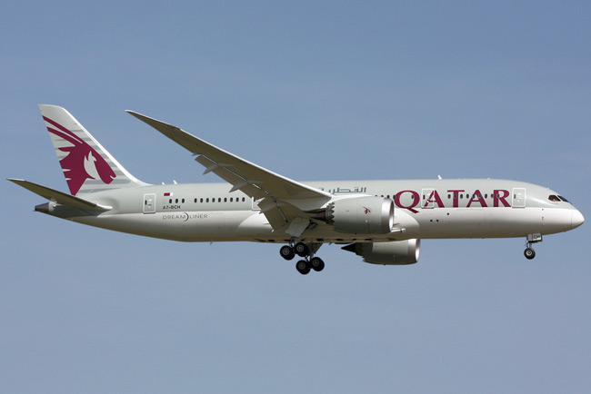 Qatar Airways - Boeing 787 Dreamliner