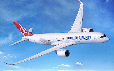 Turkish Airlines - Airbus A350-900