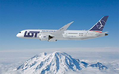 LOT Polish Airlines - Boeing 787 Dreamliner