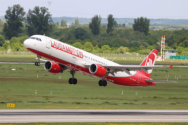 Laudamotion - Airbus A321