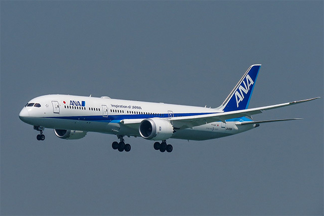 All Nippon Airways - Boeing 787-9 Dreamliner