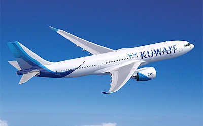 Kuwait Airways - Airbus A330-800