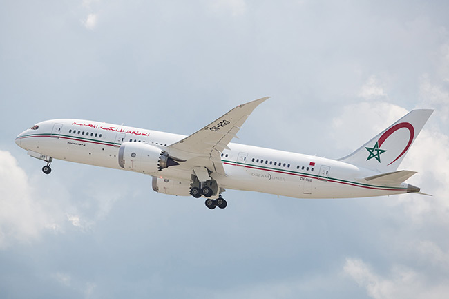 Royal Air Maroc - Boeing 787-8