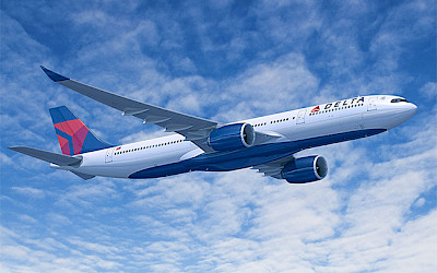 Delta Air Lines - Airbus A330-900