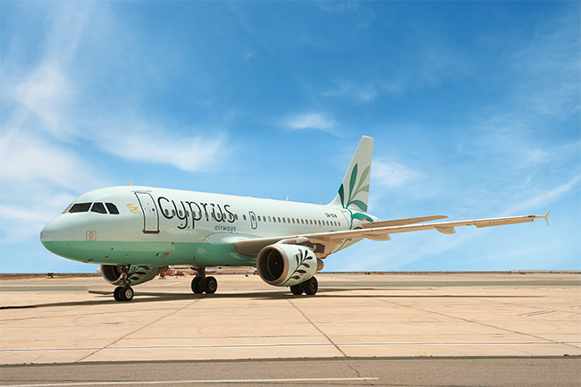 Cyprus Airways - Airbus A319