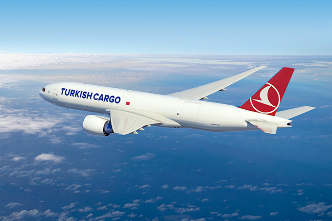 Turkish Cargo - Boeing 777F