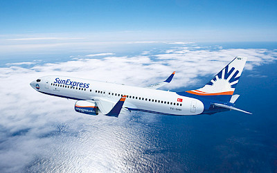 SunExpress - Boeing 737-800