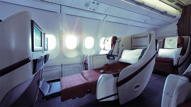 Air Italy - Airbus A330-200 - Business class