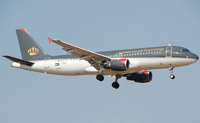 Royal Wings - Airbus A320