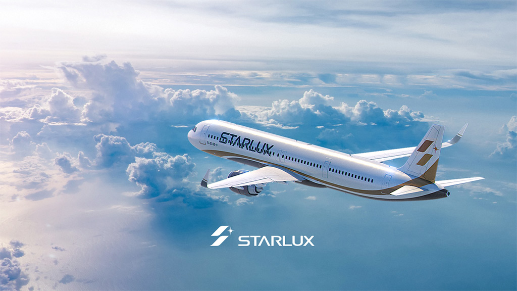 Starlux Airlines chtějí také provozovat deset letadel Airbus A321neo (foto: Starlux Airlines)