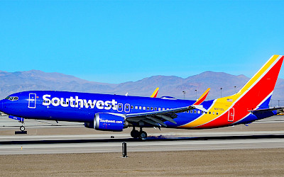 Southwest Airlines - Boeing 737 MAX 8 (foto: Tomás Del Coro/Wikimedia Commons - CC BY-SA 2.0)
