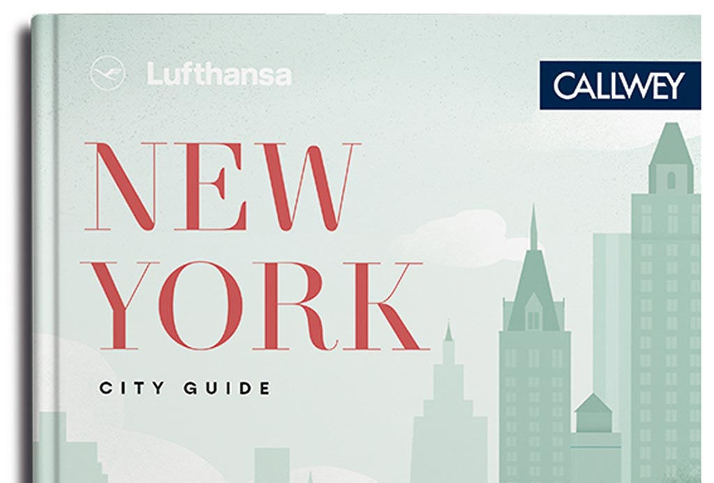 Lufthansa City Guide - New York (foto: Lufthansa)